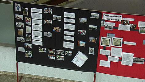 Ausstellung in Rechnitz