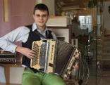 Harmonika Vize-Weltmeister Martin Harling