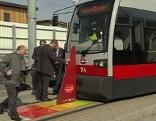 Qualifying für  Tramway-EM in Wien