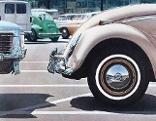 """Don Eddy, """"Untitled (Volkswagen)"""", 1971"""