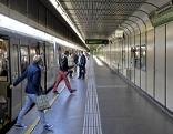 U4 Station Kettenbrückengasse