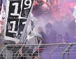 Austria-Fans im Stadion