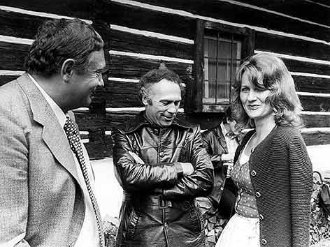 Bachmannpreis 1977 Fink Willner Romy Friesnegger