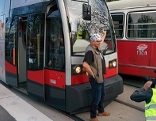 Wiener Linien Weltrekordversuch