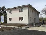 Fertigteilhaus, Trausdorf