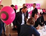 Wahlkampfauftakt von NEOS in Eisenstadt