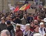 TTIP Demo in Salzburg