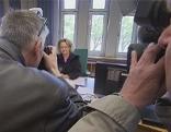 Claudia Bandion-Ortner wieder im Gerichtssaal
