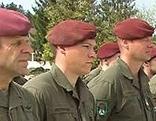 Kosovo Soldaten Jägerbataillon