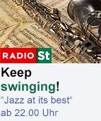 """Jazz at its best"""