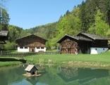 Freilichtmuseum Bergsee Idylle