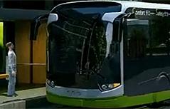 Chinesischer E-Bus
