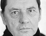 Schauspieler Günter Rainer