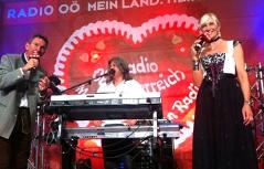 Der Radio OÖ Musiktag auf dem Urfahraner Frühjahrsmarkt