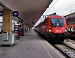 Zug der ÖBB