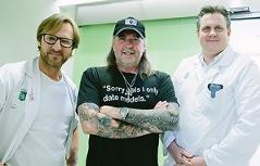 Mario Barth, Lars-Peter Kamolz, Thomas Rappl LKH Graz
