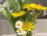 Wiesenkräuterblumenstrauß