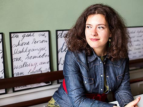 Nora Eugenie Gomringer