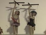 Puppen Marionetten
