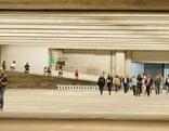 """""""Post-City"""" heißt das Ars Electronica-Festival 2015, Schauplatz die alte Post beim Linzer Hauptbahnhof"""