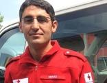 ehmaliger Asylwerber Ali Morad startet Karriere beim Roten Kreuz