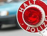 Polizei-Kelle