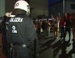 Ausschreitungen bei Fußballspiel in Steyr