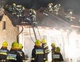 Brand in Haibach im Mühlkreis