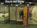 Raum der Stille am Wiener Hauptbahnhof