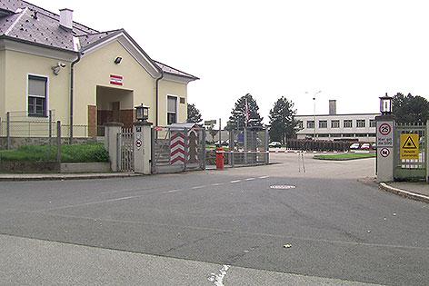 Radetzky Kaserne Horn