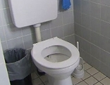 Feuchttücher Kanal Rohr WC Verstopfungen Kosten