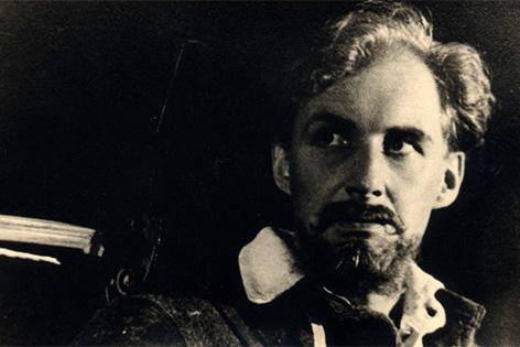 Burgschauspieler Hannes Schiel als Wilhelm Tell
