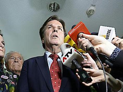 Landeshauptmann Franz Voves