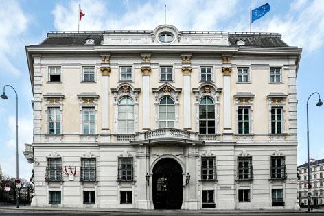 Bundeskanzleramt Gebäude