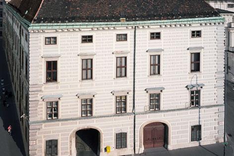 Amalientrak Gebäude