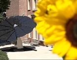 """Solaranlage """"Smartflower"""" wird in Spanien präsentiert"""