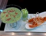 Gurken-Limetten-Minze Smoothie