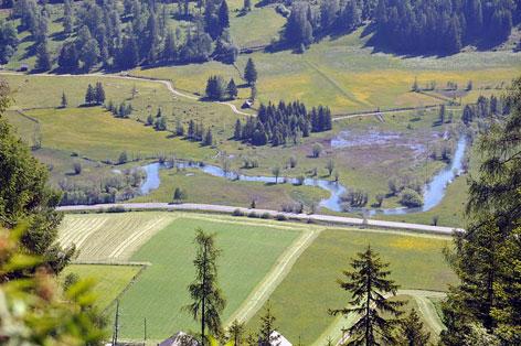 119 Plätze, 119 Schätze  - von der Longa zum Wirpitschsee