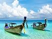 Urlaub, Entspannung, Boot, Meer