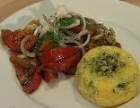 Zucchini-Polenta-Soufflee von Maria Ederer