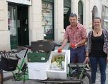 Food Sharing Fahrrad