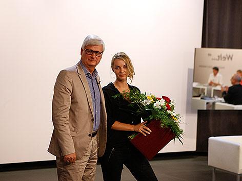 Werner Pietsch Kelag Valerie Fritsch