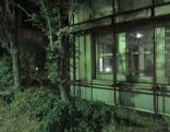 Alte WU, leeres Gebäude