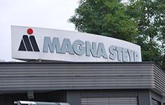 Magna Werk in Graz