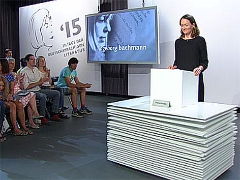 TDDL 2015 Katerina Poladjan Lesung