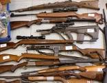 Landwirt im Bezirk Grieskirchen hortete Waffen