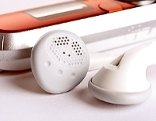MP3-Player Kopfhörer Podcast