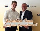 Christoph Wolf und Thomas Steiner