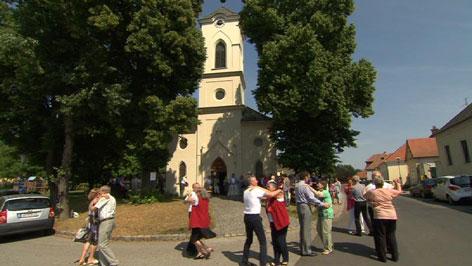 Magyar búcsú Középpulya 2015
