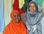 Nachbarinnen-Projekt, Familie aus Somalia